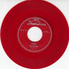 FEATHERS ~ Nona*Mint-45*RARE RED WAX !
