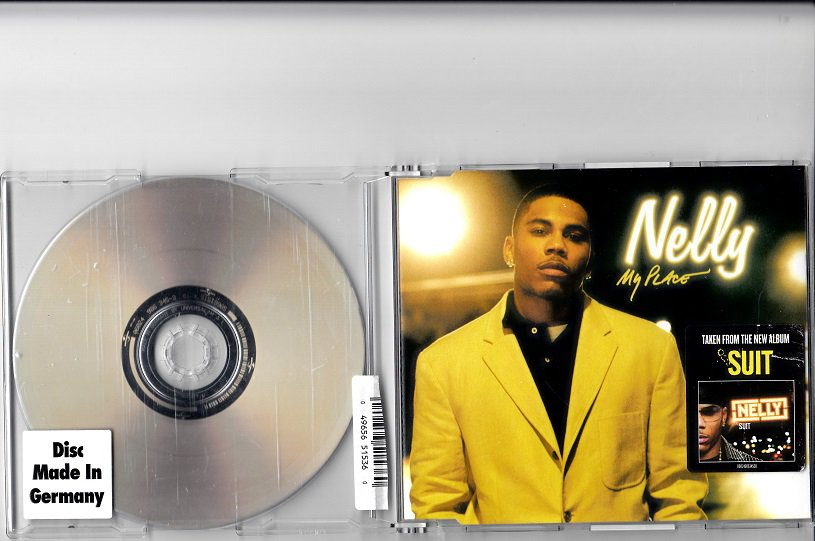 NELLY ~ MY PLACE *Mint-CD !
