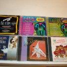 6 Latin Spanish *Mint-CDs !