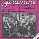 ELVIS ~ Rare Issue Goldmine Magazine *