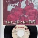 CHANTELS ~ EP*SUPER RARE*VG !