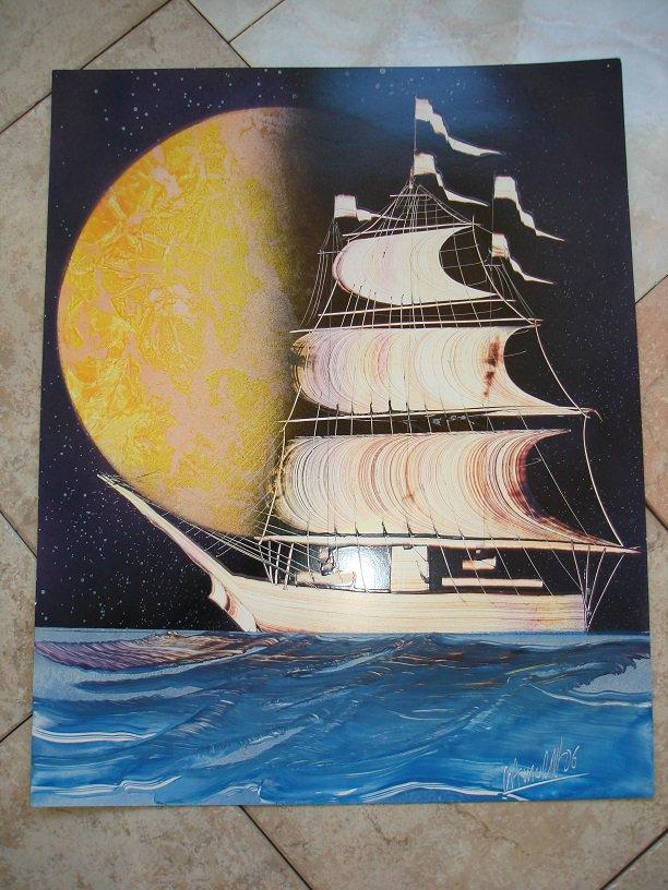 GHOST SHIP *