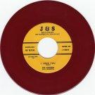 CLIMBERS ~ I Love You-Mint*45*RARE RED WAX !