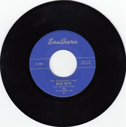 BUCCANEERS ~ Dear Ruth*Mint-45 !