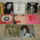 DIANA ROSS ~ PICTURE SLEEVES & RECORDS !