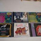 6 RARE LATIN MUSIC*Mint-CD's !