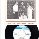 INFERNOS ~ Chaple Of Dreams*Mint-RARE EP w/45*!
