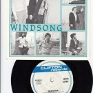 WINDSONG ~ Mint-RARE EP w/45