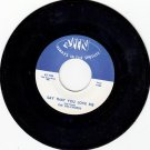 DEL-CHORDS ~ Say That You Love Me*Mint-45 !
