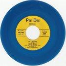 5 WILLOWS ~ Love Bells*RARE BLUE WAX*M-45 !