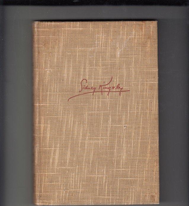 DEAD END ~ RARE 1936 1ST EDITION HARDBACK BOOK!