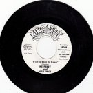 IKE PERRY & LYRICS ~ It's Too Soon To Know*M-45 !