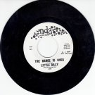 LITTLE BILLY AND THE ESSENTIALS ~ The Dance Is Over*Mint-45 !
