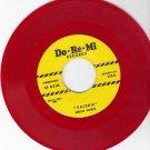 MELLO-HARPS ~ Valerie*Mint-45*RARE RED WAX