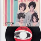 SHIRELLES ~ Don't Say Goodnight And Mean Goodbye*VG+Pic Sleeve w/45 !