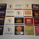 Las Vegas Casino Matchbooks !