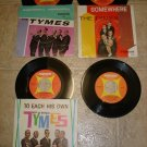 TYMES ~ Picture Sleeve & 45s !