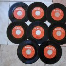 8 OLDIES 45 RECORDS LABEL*MINT-DOO WOP*45s !