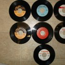 7 CLIFTON RECORDS LABEL*MINT-DOO WOP*45s !