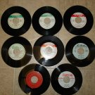 8 CLIFTON RECORDS LABEL*MINT-DOO WOP*45s !