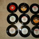 9 CLIFTON RECORDS LABEL*MINT-DOO WOP*45s !