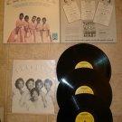 CHANTELS ~ Mint- 3 LP Records Box Set !
