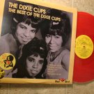DIXIE CUPS ~ The Best Of..MINT-RED WAX*LP !