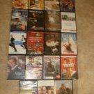 NICE MIXED SET OF 19 DVD's !
