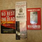 PHILLIP MARGOLIN SET OF 4 RARE BOOKS !