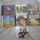7 Like-Brand-New Mixed CDs !
