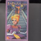 LA CENICIENTA(Cinderella) ~ Still Sealed ~VHS !