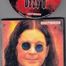 OZZY OSBOURNE ~ DOUBLE O ~ DVD !