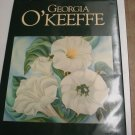 GEORGIA O'KEEFFE ~ Rare Hard Cover Book !