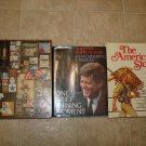 THE AMERICANS ~  3 Hardcover Books !