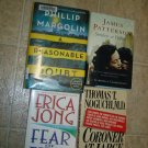 GREAT SET OF 4 RARE BOOKS !
