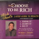 You Can Choose To Be Rich ~ Guide To Wealth !