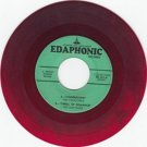 DOO WOP EP ~ CONCORDS - Candlelight + 2*Mint-45*RARE RED SPLASH WAX !