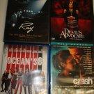 4 GREAT/KOOL DVD MOVIES !