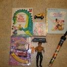 9 Rare Toys & Books !