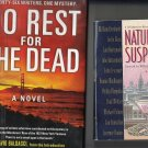 2 COURTROOM MYSTERY BOOKS !