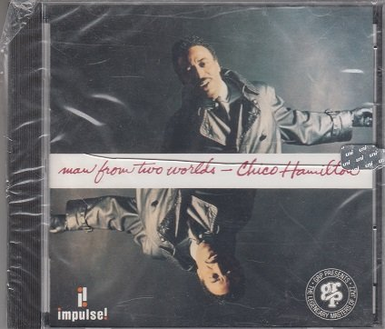 CHICO HAMILTON ~ Man From Two Worlds ~ Sealed Jazz*CD !