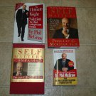 DR. PHIL ~  Self-Matters & Weight Loss Books !