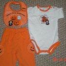 Carter's halloween set size 6 months