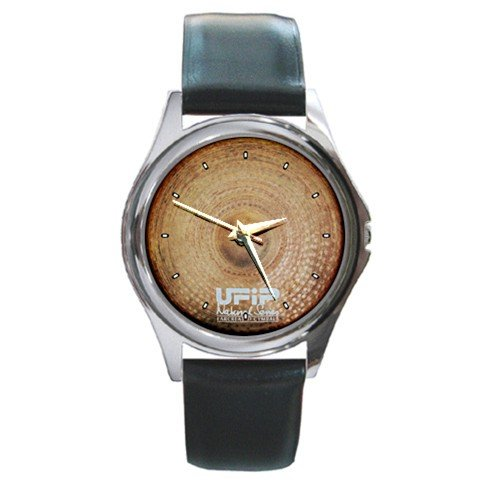 UFIP 22inch Natural Series Ride Cymbal Style Round Metal Watch