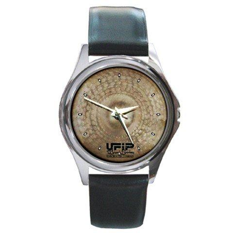 UFIP Bionic 20inch Medium Ride Cymbal Style Round Metal Watch