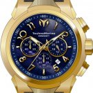 Technomarine Sea Men's Chronograph Gold-Tone Steel Watch