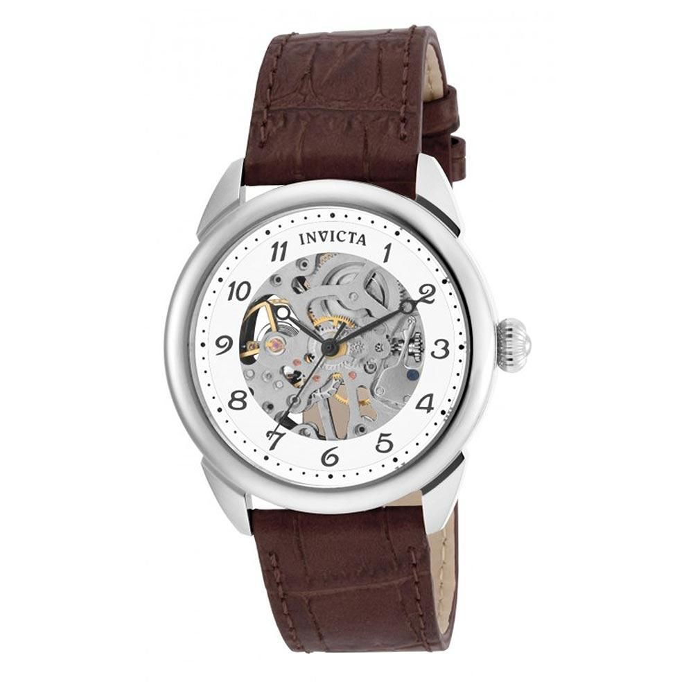 Invicta Men's Specialty Skeleton Strap Watch