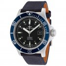 Glycine Men's Combat Sub Automatic Black Dial Watch