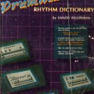 Roland Drum Machine Rhythm Dictionary