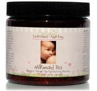 Milkmaid organic tea from Earth Mama Angel Baby  (4oz) - RM 69.90